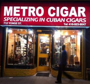 Metro Cigar - Contact Us